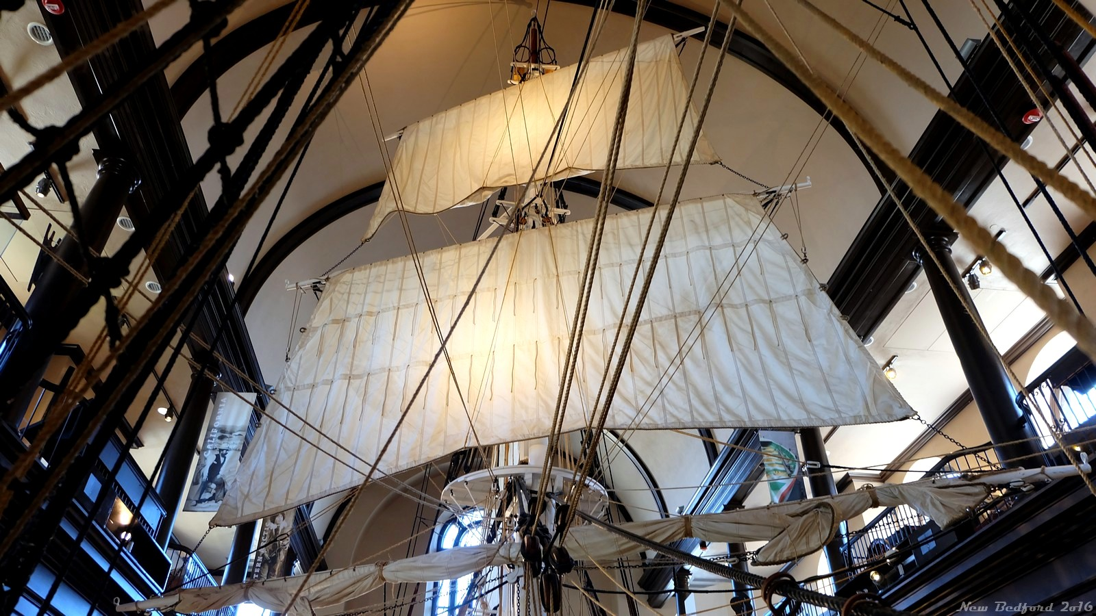 The New Bedford Whaling Museum, MA, USA