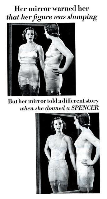 Her Mirror Warned Her, 1940