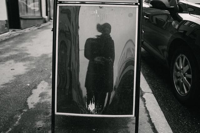 Crooked mirror
