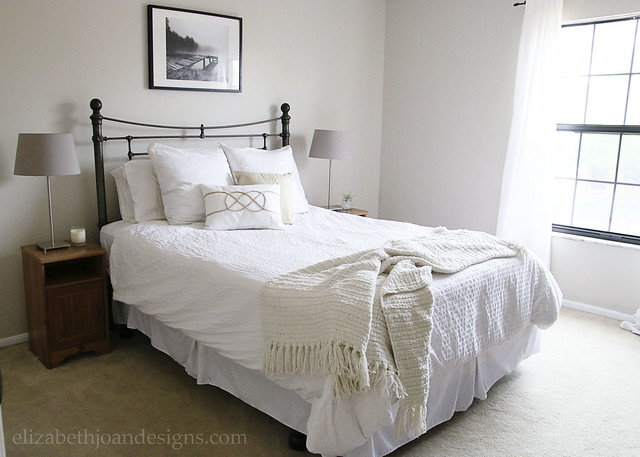 New Bedroom Paint Reveal