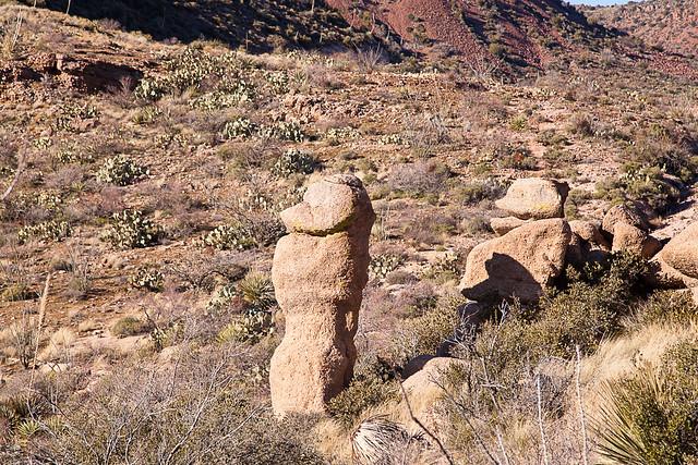 Superstition Rocks -2
