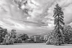 White House - South Lawn - Infrared