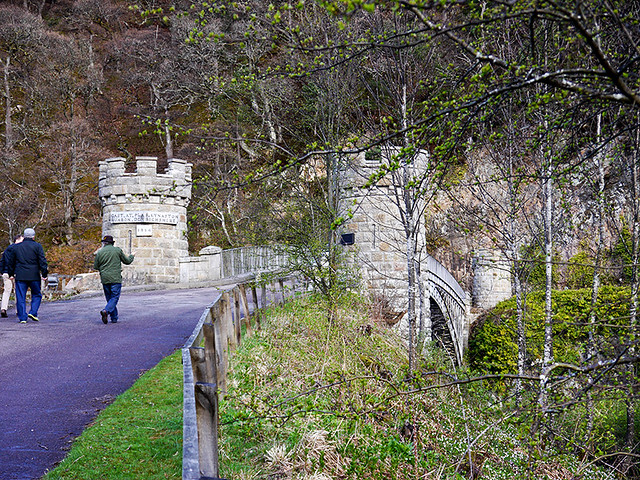 photo - Craigellachie Bridge