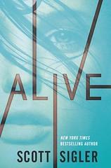 Alive - Netgalley