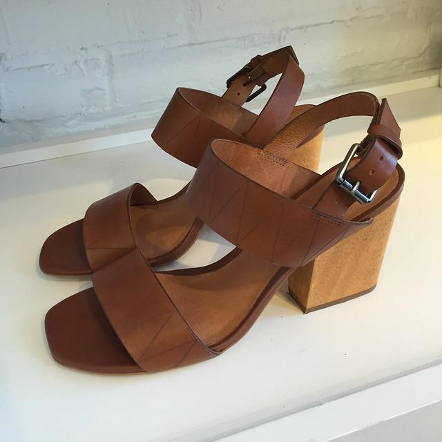 Madewell Karina Slingback Sandal