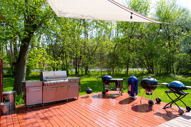 The New Grill Deck