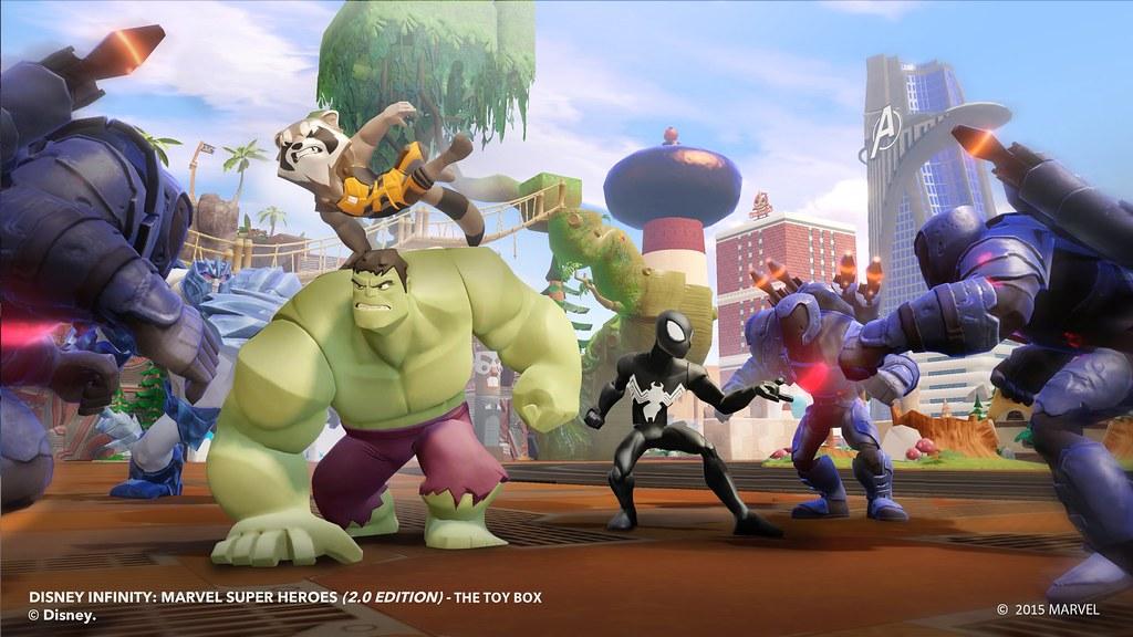Disney Infinity (2.0 Edition): Marvel Super Heroes