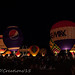 By the Balloon's Glow by O!creationsphotography