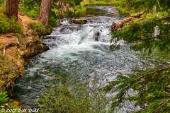 Upper Rogue Falls