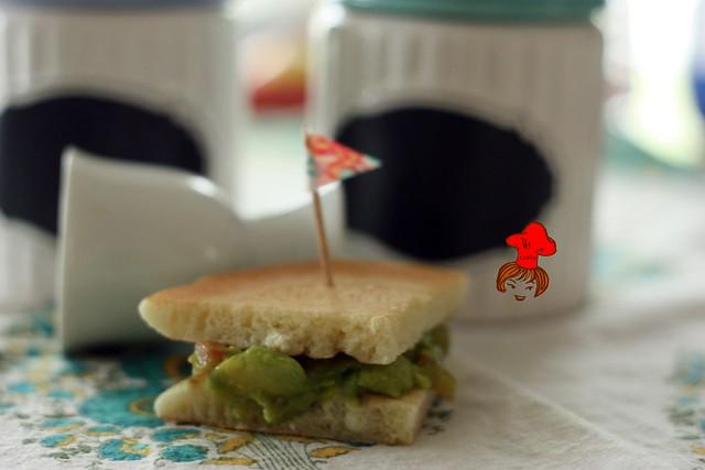 【試讀試做】灣岸餐桌~ 酪梨洋蔥抹醬 4