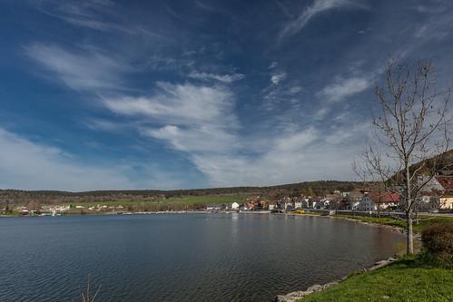 Lac de Joue