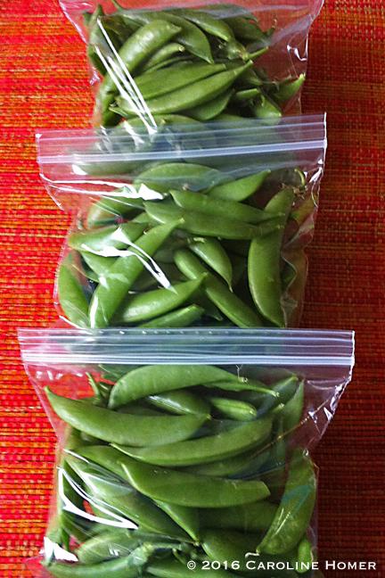 bags o peas