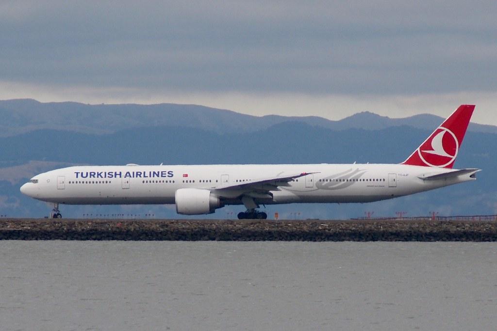 TC-LJF - B77W - Turkish Airlines