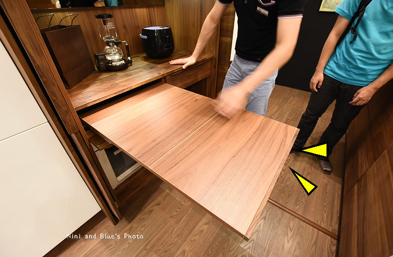 台中環中路家具沙發廚具系統櫃傢櫥周旻虹畫展37