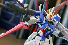HGCE Force Impulse Gundam - W.I.P 95%