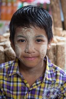 Boy in Mawlamyaing