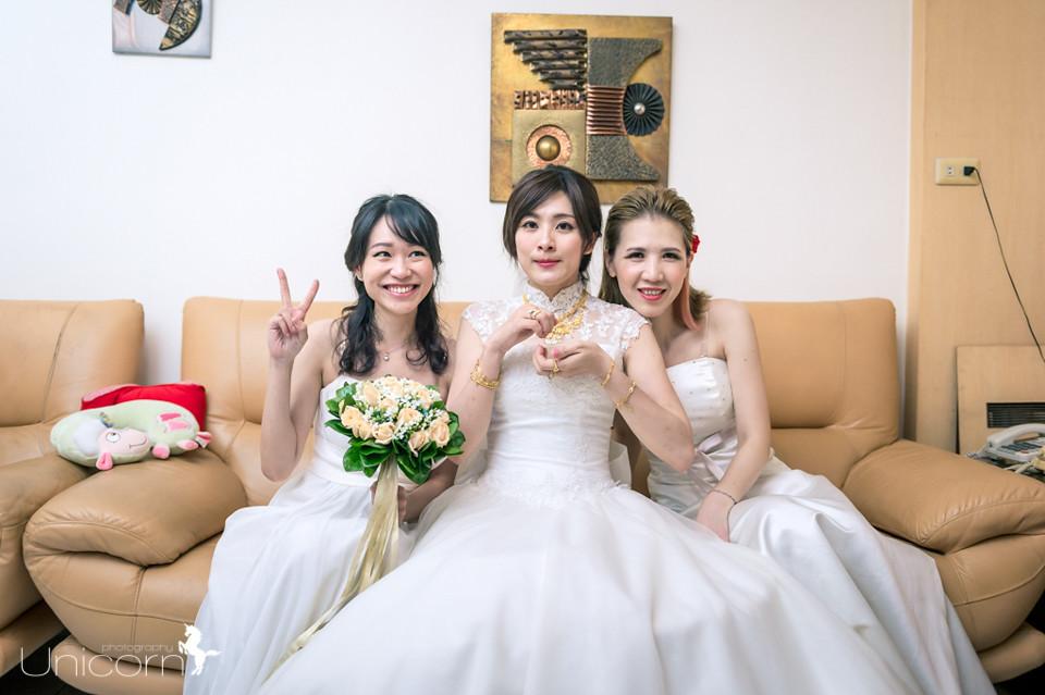 《婚攝一条》元培 & 育瑩 / 全國麗園