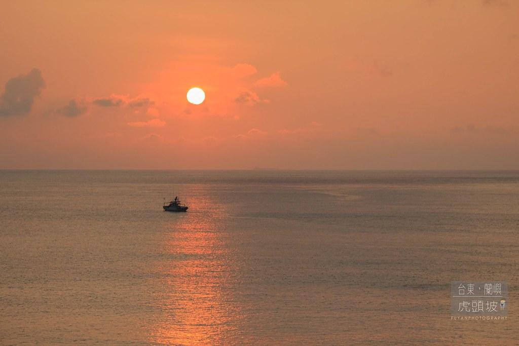 虎頭坡日落3
