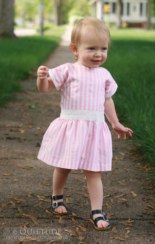 Milly-Molly-Mandy dress