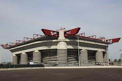 MIlano Stadio San Siro - Giuseppe Meazza