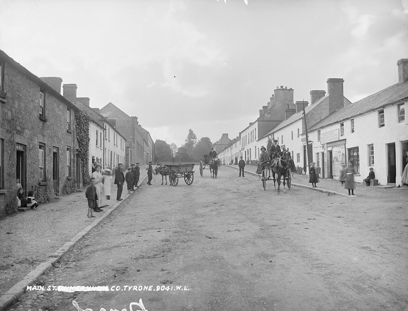Main Street, Donaghmore, Co. Tyrone