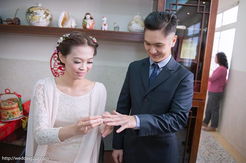 台中婚攝@台中新天地崇德店_016立群&儀婷 訂結婚喜宴