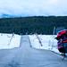 Winter Motorrad