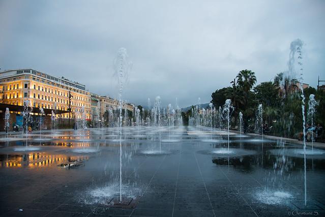 Nice, Place Massena