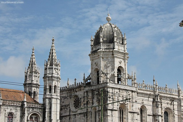 Mosteiro dos Jeronimos.