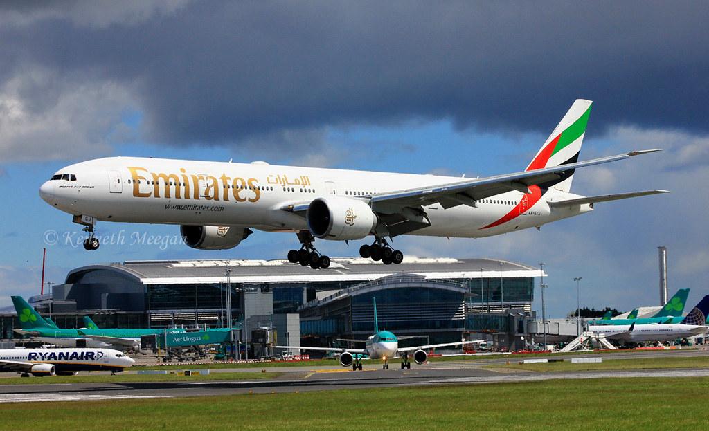 A6-EGJ - B77W - Emirates