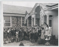 11740956716  U. S. New York Jewish Refugees Pledge of Allegiance