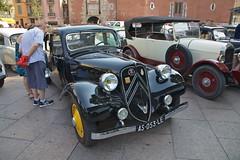 Vintage Citroén Rally in Perpignan - September 2012