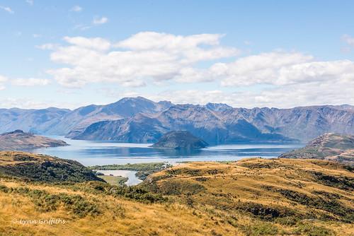 newzealand mountain lake water landscape otago coutryside watermarked landscapephotography outdoorphotography glendhubay