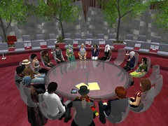 VWER - Virtual Worlds Education Roundtable