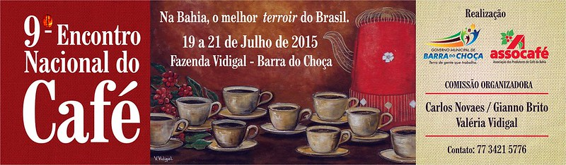 encontro nacional do cafe