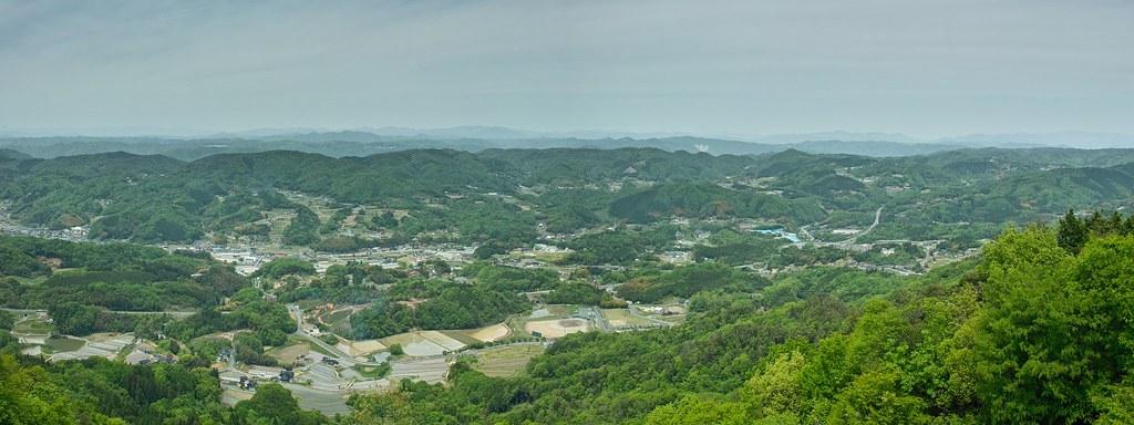 権現山からの眺め