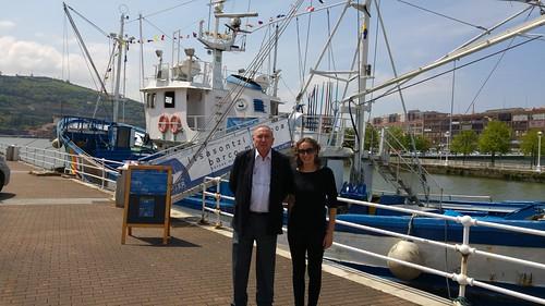 Mater Museoa: Un barco pesquero museo y recurso didáctico