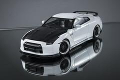 Nissan Nissan Skyline GTR R35.