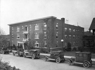 University District apartments, 1928