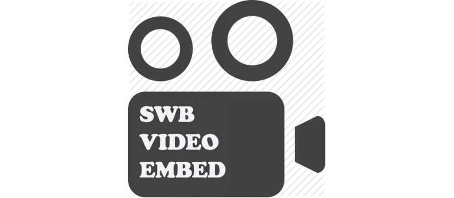 SWB Video embed – embed videos