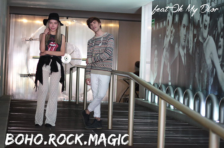 Boho Rock Magic feat Oh My Dior