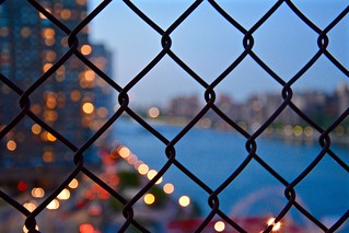 Therough the Fence, Ed Koch Queensboro Bridge