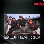 NENA 99 Luftballons / Ich Bleib Im Bett PS