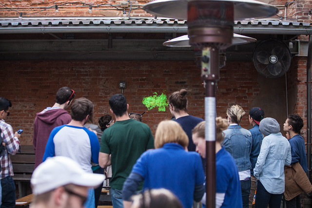 Fishtown Science Crawl 2015