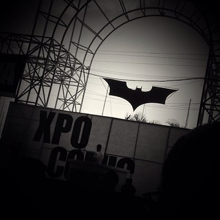 #aviaryphoto #expocomicon #guatemala #batman