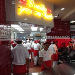 Seems strange to see this in #sanantonio #Innoutburger