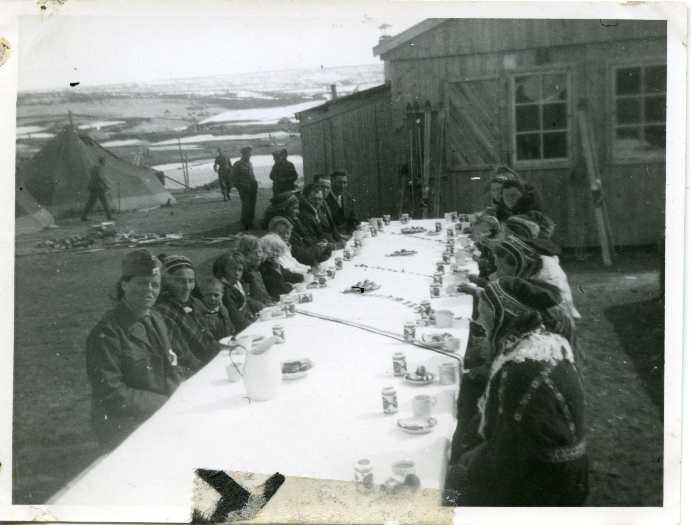 Kautokeino 17. mai 1945