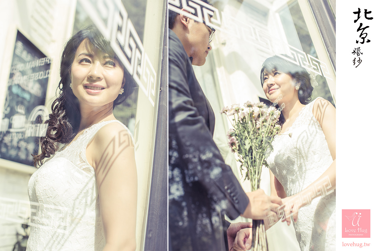 海外婚紗,中國北京,婚紗攝影,婚攝Benson,北京婚紗
