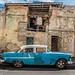 Streets of Havana by janet little jeffers