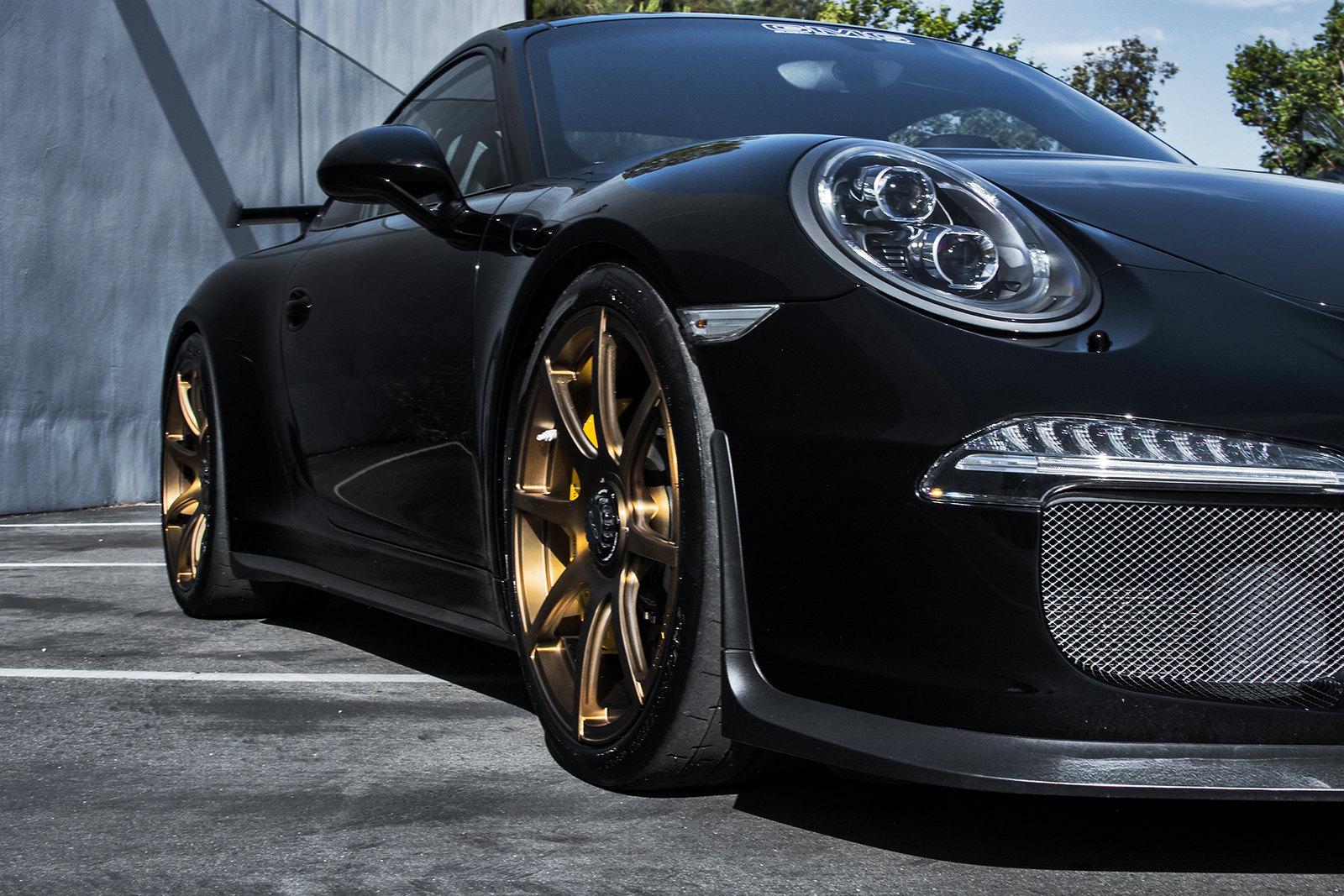 Black Beauty Gmg Track Spec 991 Gt3 Rennlist Porsche